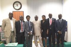 Meeting in Abuja